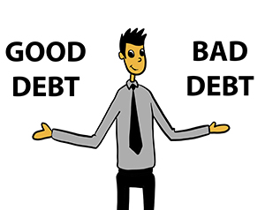 good debt and leasing