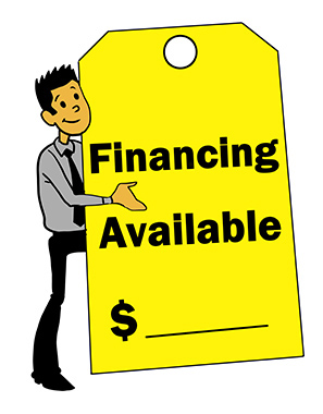 Private Party Equipment Leasing and Financing