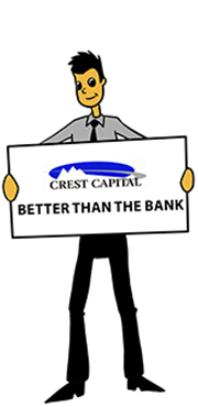 crest capital is still lending